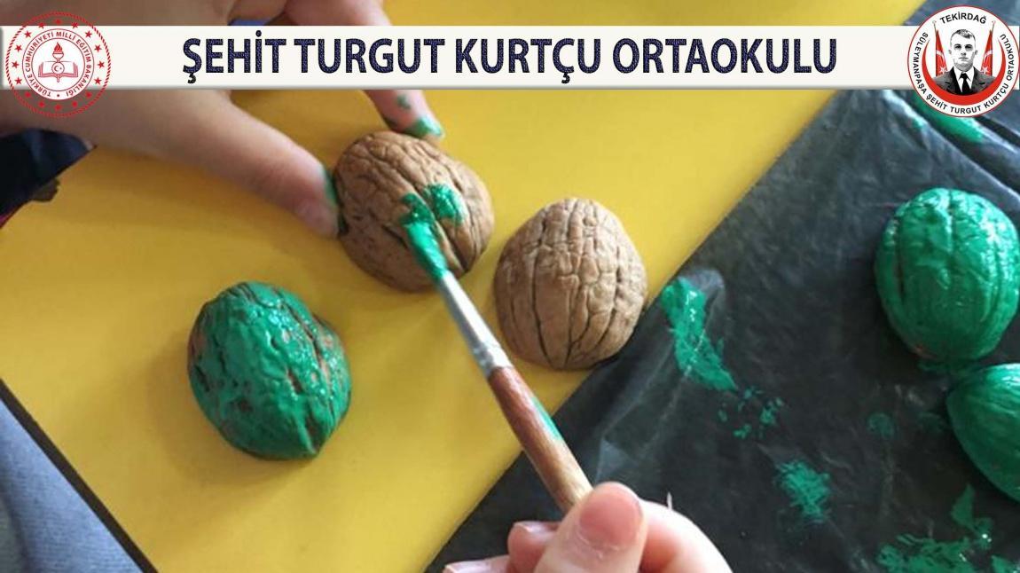 Anasinifi Ogrencilerinin Boyama Etkinligi Sehit Turgut Kurtcu